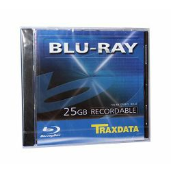Blu-ray TRAXDATA 25GB 4X