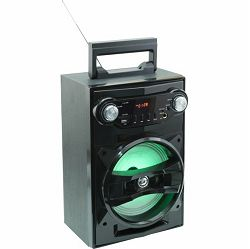 Party zvučnik SAL BT 1650 (25W, Bluetooth, USB, FM, Karaoke)