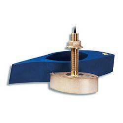 Sonda brončana GARMIN Airmar B260 (kroz rupu, dubina + temp. , 1KW, B260  8 pin)