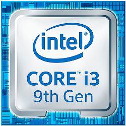 Intel CPU Desktop Core i3-9100 (3.6GHz, 6MB, LGA1151) box