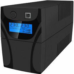 UPS C-LION Aurora Vista+ 650, 360W, AVR, USB