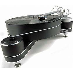 Gramofon CLEARAUDIO Innovation Compact - Black Lacquer (Black, Black)