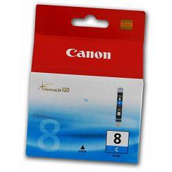 Tinta CANON CLI-8BK cijan