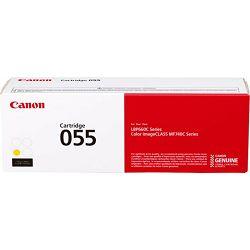 Toner CANON CRG-055Y, žuta