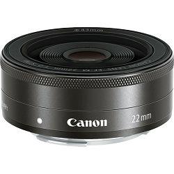 Objektiv CANON EF-M 22mm F/2