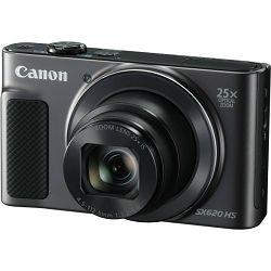 Fotoaparat CANON SX620 HS crni