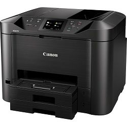 Printer CANON Maxify MB5450 (inkjet, 1200x600dpi, print, copy, scan, fax)