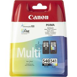 Tinta CANON PG-540 + CL-541 multipack