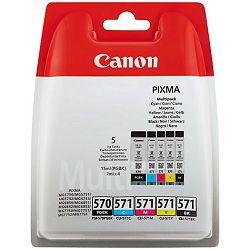 Canon tinta PGI-570 + CL-571 CMY multipack
