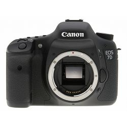 Fotoaparat CANON EOS 7D KIT EF-S 17-55mm f/2.8 IS USM + poklon CompactFlash kartica 16GB