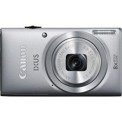 Fotoaparat CANON IXUS 132 srebrni + poklon memorijska kartica 8GB