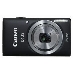 Fotoaparat CANON IXUS 132 crni + poklon memorijska kartica 8GB