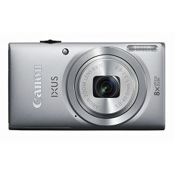 Fotoaparat CANON IXUS 135 srebrni + poklon memorijska kartica 8GB