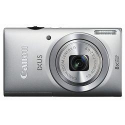 Fotoaparat CANON IXUS 140 srebrni + poklon memorijska kartica 8GB