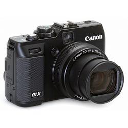 Fotoaparat CANON PowerShot G1X black + poklon memorijska kartica 16GB