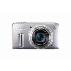 Fotoaparat CANON PowerShot SX240HS srebrni + poklon memorijska kartica 8GB