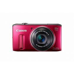 Fotoaparat CANON PowerShot SX260HS crveni + poklon memorijska kartica 8GB