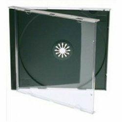 CD kutija crna 5 kom.