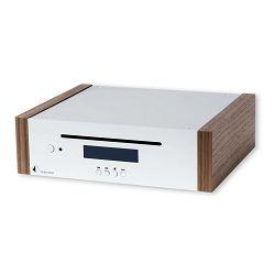 CD player PRO-JECT CD Box DS2 white walnut