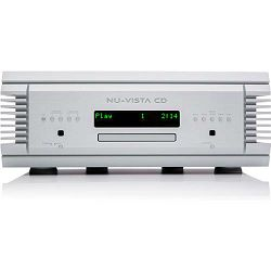 CD player MUSICAL FIDELITY NuVista CD/DAC silver