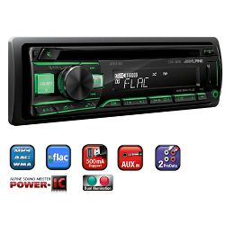 Autoradio ALPINE CDE-201R (CD, USB, AUX, iPod/iPhone)