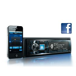 Autoradio ALPINE CDE-178BT (Bluetooth, USB, CD, iPhone/iPod)