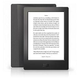 Čitač e-knjiga KOBO Aura H20 crni (6.8