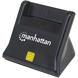 Čitač kartica MANHATTAN SMART CARD / SIM USB 2.0