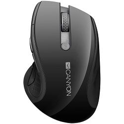 Miš CANYON CNS-CMSW01BL bežični crni