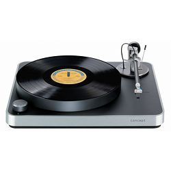 Gramofon CLEARAUDIO Concept / Concept Wood - MM (Black, Silver)