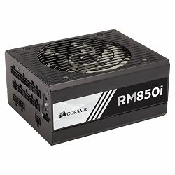 Corsair Power Supply RM850i, 850W, EU Version, Enthusiast Gold Series