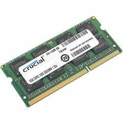 RAM memorija CRUCIAL 8GB DDR3 1600 MT/S (PC3-12800)