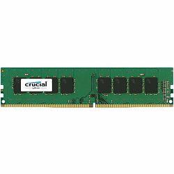 RAM memorija CRUCIAL DRAM 16GB DDR4 2400 MT/s (PC4-19200) CL17 DR x8 Unbuffered DIMM 288pin, EAN: 649528773500