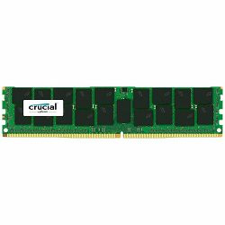 CRUCIAL 16GB DDR4 2133 MT/s (PC4-2133) CL15 DR x4 ECC Registered DIMM 288pin