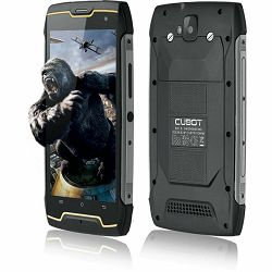 Mobitel CUBOT King Kong 16GB DS crni