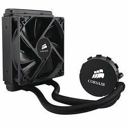 Corsair Hydro Series H90, Intel™ LGA 1150, 1155, 1156, 1366, and 2011 + AMD sockets AM2, AM3 and FM1, dual 140mm fan + 120x170mm radiator