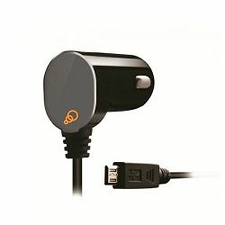 Auto punjač CYGNETT GROOVEPOWER SMART za smartphone 1A micro USB