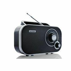 Prijenosni radio DENVER TR-54 crni