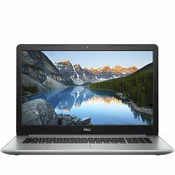 Laptop DELL Inspiron 5770 (17.3, i7, 8GB RAM, 1TB HDD, 128GB SSD, AMD 4GB, Win10)