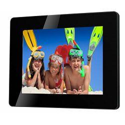 Digitalni okvir za fotografije SERIOUX SA882MLED
