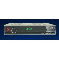 Digitalni satelitski i zemaljski prijemnik INFINITY ST 4000 COMBO