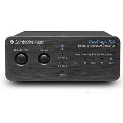 Digitalno analogni konverter CAMBRIDGE AUDIO DacMagic 100 crni