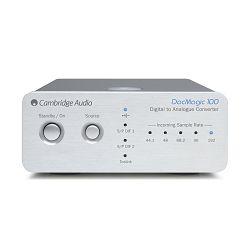 Digitalno-analogni konverter CAMBRIDGE AUDIO DacMagic 100 Silver