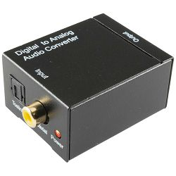 Digitalno analogni konverter HOME Hi-Fi