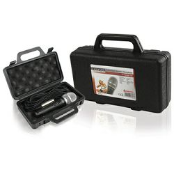 Dinamički mikrofon Konig KN-MIC50C jednosmjerni + kofer