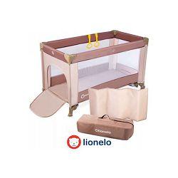 Dječji prijenosni krevetić  LIONELO Suzie cappucino