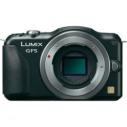 Fotoaparat PANASONIC DMC-GF5EG-K