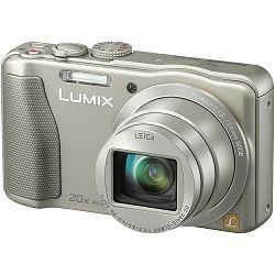 Fotoaparat PANASONIC DMC-TZ35EP-S srebrni + poklon memorijska kartica 8GB