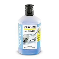 Dodatna oprema KARCHER auto šampon 1L, kartuša