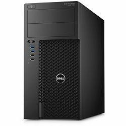Dell Precision Tower 3620 XCTO BASE, Intel Core i7-7700 (Quad Core 3.6GHz, 4.2Ghz Turbo, 8MB), 16GB (1X16GB) 2400MHz DDR4 UDIMM Non-ECC, 2TB 3.5in SATA 7.2K HDD, HD 630, DVDRW, M+K, DPx2, HDMI, VGA,US